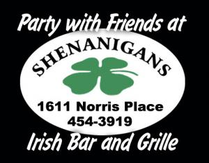 Shenanigan's Irish Grille