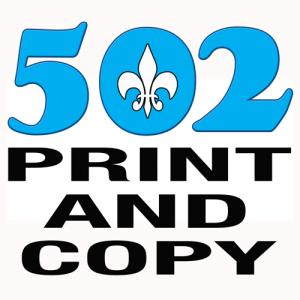 502 Print and Copy